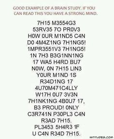 I did it...strong mind at my age! Yep! See if you girls can figure this out.