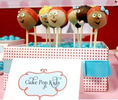 cake pops kids