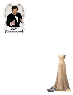 """RIP Sir Roger George Moore - 14. Okt. 1927 † 23. Mai 2017"" by fashionqueen76 ❤ liked on Polyvore featuring James Bond 007, Vera Wang and Dolce&Gabbana"