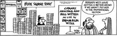 Broom Hilda by Russell Myers for Mar 15, 2017 | Read Comic Strips at GoComics.com