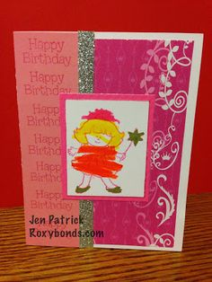 World Cardmaking Day--- 7 cards created! Roxybonds & daughter CTMH