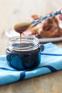 Homemade Teriyaki Sauce that uses ingredients you have at home.