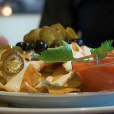 Make It: Healthier Nachos