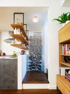 cool-astuce-de-rangement-comment-aménager-une-petite-cuisine-amenager-cuisine-