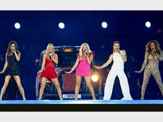 Spice Girls. Olympics 2012.