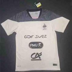 67cba32e1e6 2017 Cheap Training Jersey France Soccer Team Replica Football Shirt White  2017 Cheap Training Jersey France Soccer Team Replica Football Shirt White  ...