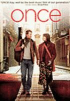 Once: Guy lives in Dublin. He is a guitarist/singer-songwriter who makes a living by fixing vacuum cleaners in his Dad's Hoover repair shop by day. By night, he sings and plays for money on the Dublin streets. A Girl from Czechoslovakia loves to play the piano when she gets a chance. Guy meets Girl, and they get to know each other. Girl helps Guy put together a demo disc so he can take it to London in hope of landing a music contract.