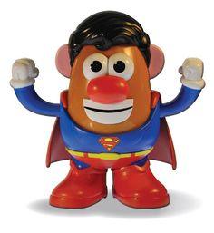 Mr Potato Superman   Merchandising Películas