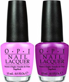Want!!!! OPI Hawaii Collection Spring-Summer 2015