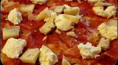Pizza semi-integrale crudo e brebiblù Argiolas