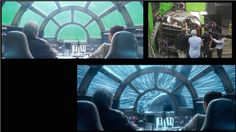Watch: How Shots From 'Star Wars: The Force Awakens' Were Amazingly Created - DesignTAXI.com