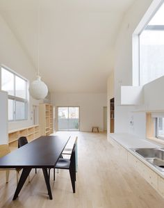 Jean Prouve in House in Kitaoji by Torafu Architects