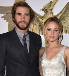 Jennifer Lawrence ile Liam Hemsworth birlikte mi