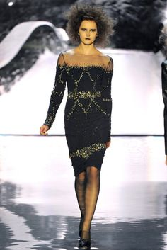 Badgley Mischka   Fall 2012 Ready-to-Wear Collection   Vogue Runway