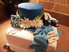 church hat shoes bag - Cake Decorating Community - Cakes We Bake