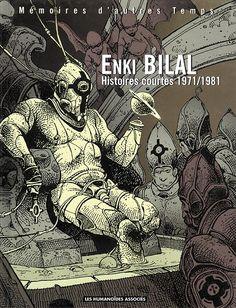 Memoires d'autres temps - Enki Bilal
