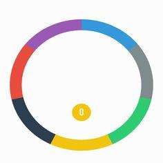 #NEW #iOS #APP Tap To Spin The Circle - Tran Tan Kiet