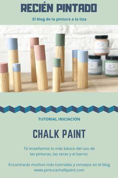Tutorial pintura tiza Chalk Paint Tutorial, Painting Techniques, Home Depot, Ideas Para, Decoupage, Shabby Chic, Crafts, Diy, Laundry