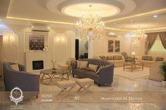 تعد صالة مدخل بيتك هي أهم مكان في البيت فهى أول شئ يراه ضيوفك عند دخول بيتك فيجب Home Design Living Room Small Apartment Living Room Ceiling Design Living Room