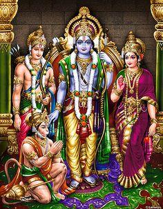 Goddess Sita weds Lord Rama in Karthiga month fifth day of Shukla Paksha Hanuman Photos, Shiva Photos, Hanuman Images, Durga Images, Lakshmi Images, Ganesh Images, Shiva Parvati Images, Shiva Hindu, Hindu Deities