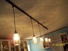 mason jar track lighting. repurposed mason jar track lighting piddle junktionu0027s creatiions pinterest lights and house h