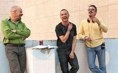 'Breaking Bad' creator Vince Gilligan on the finale, 'Better Call Saul' and his acting debut on 'Community' | EW.com