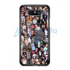 Niall Horan Collage Cartoon LG G5 Case | armeyla.com