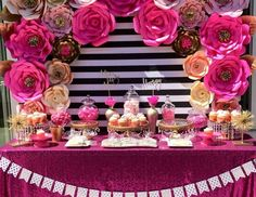 """Kate Spade / Bridal/Wedding Shower """"Lacey's Bridal Shower""""   Catch My Party"""