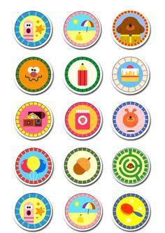 Bear Birthday, Birthday Fun, Birthday Celebration, Birthday Parties, Baby Party, Toddler Activities, First Birthdays, Party Favors, Badges