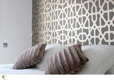 06 Throw Pillows, Bed, Home, Interiors, Blue Prints, Toss Pillows, Stream Bed, Decorative Pillows, Decor Pillows