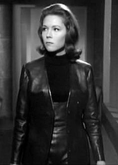 She is perhaps best known for the role of Emma Peel in the TV series The Avengers, which she appeared in from 1965 to 1968. Description from imgarcade.com. I searched for this on bing.com/images