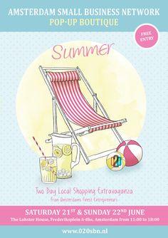 020 Summer Pop-up Flyer