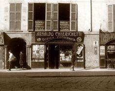 Vecchia Milano antiche botteghe