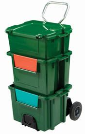 Stackable recycling boxes look set to be trialled in St Helens