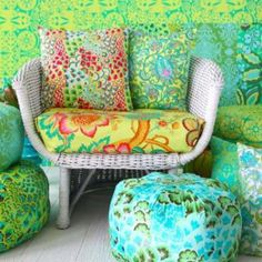 Amy Butler Fabrics are so much fun!