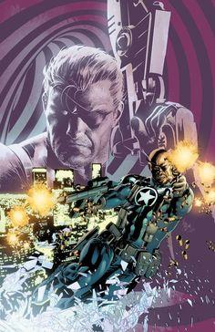 Nick Fury •Mike Deodato Jr.