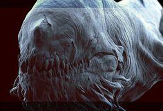 SFモンスター短編『リヴァイアサン』の超美麗なコンセプトアート4                                                                                                                                                                                 もっと見る