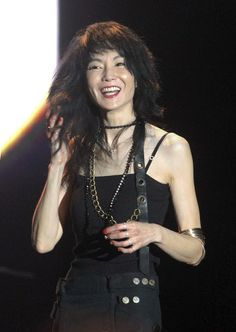 Hong Kong actress Maggie Cheung contributed her first singing performance to the Strawberry Music Festival 2014 in both Shanghai and Beijing during the International Labor Day holiday. Beijing, Shanghai, Maggie Cheung, Labor Day Holiday, Style Icons, Hong Kong, Singing, Strawberry, Chinese