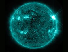 Tormentas solares sobre el mundo