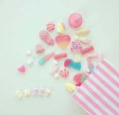 It's all about candies ♡