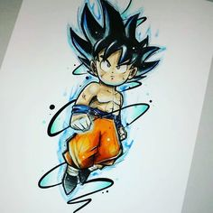 Dragon ball HairStyles up do hairstyles for short hair Dragon Ball Gt, Disney Drawings, Art Drawings, Crazy Drawings, Image Manga, Anime Tattoos, Animes Wallpapers, Wallpapers Wallpapers, Anime Art