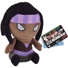 Funko Walking Dead Toys & Hobbies Michonne Wacky Wobbler Easy And Simple To Handle