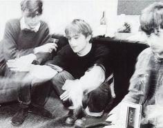 Damon Albarn, Alex James and Graham Coxon from Blur Alex James Blur, Blur Band, Going Blind, Graham Coxon, You Really Got Me, Damon Albarn, Alex Turner, Britpop, 10 Picture