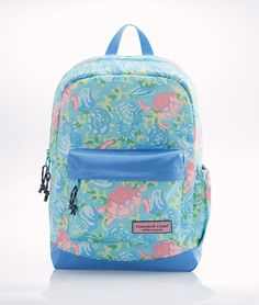 Turtle Backpack. Vineyard Vines .... yeah if I ever buy a backpack again, I'll buy it from Shep and Ian
