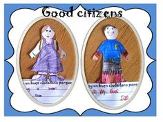 Here you can find a fun activity to teach your students about communities and how to be a good citizen!