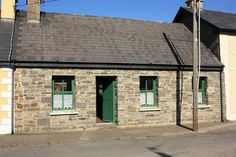 Cute Cottage Carrigaholt West Clare - Houses for Rent in Clare, Clare, Ireland Irish Cottage, Cute Cottage, Clare Ireland, Vernacular Architecture, Make Way, Renting A House, Outdoor Decor, Main Street, Houses