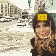 Make-up macht alt: Nur Heidi Klum schminkt sich jünger | GALA.DE