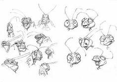 Peter de Seve - A Bug's Life