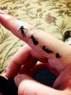 Las mejores ideas por temas y por significado de tatuajes pequeños para mujeres