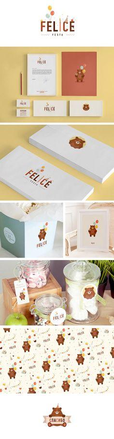 Felice Festa Branding